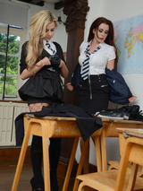 Nasty schoolgirls 01
