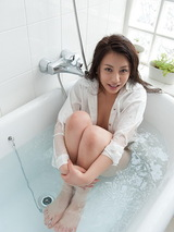 Mei Matsumoto - Busty naked shower 06