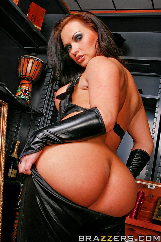 Brazzers - Katja Kassin - Big Treasure Cock In Big Beautiful Asshole