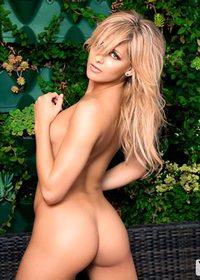 Audrey Andelise Beauty Naked Playboy Amateur