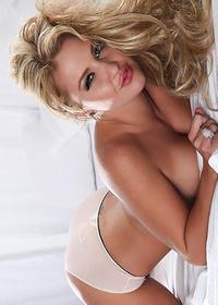 Hot Blonde Vanessa Walker