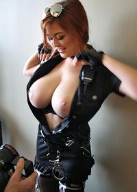 Tessa Fowler Sexy Cop