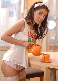 Extra Sexy Fresh Maid