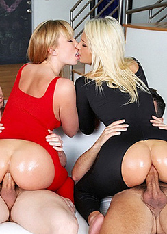 Maya Hills & Ivana Sugar