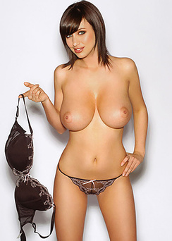 Sophie Howard Topless Outtakes