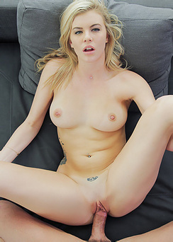 Lexi Davis Naughty Blonde Gets Fucked