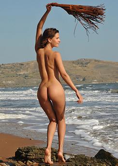 Suzanna A Beach Ride