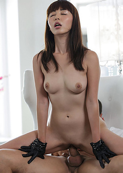 Asian Waitress Babe