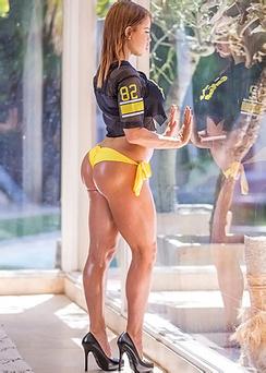 Nikki Delano Monster Curves Sex