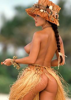 Playboy Hawaiian Tropic