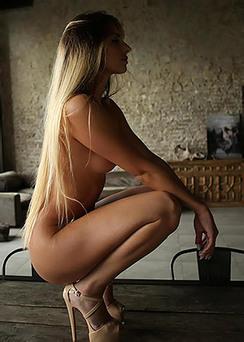 Stunning Blonde Keira