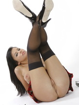 Stockings girl 05