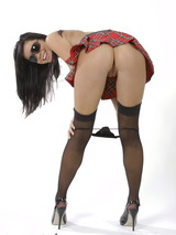 Stockings girl 12